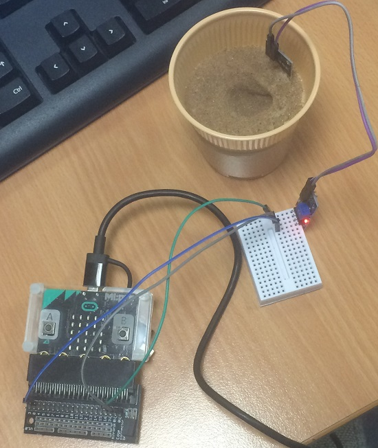 water dry run controller using arduino